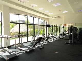 Fitness Center guests can use