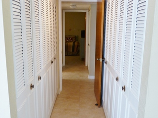 Master Bedroom Suite Closets - Plenty of Closet Space