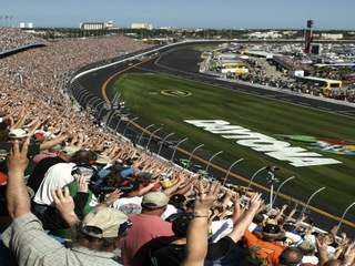 Daytona 500 is just 10 mins away!