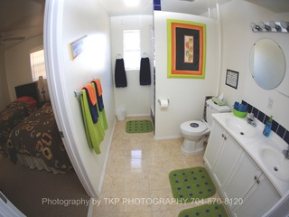 2nd of the 3 full bathrooms