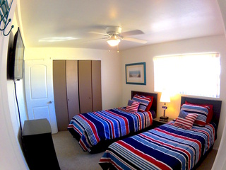 ...another double twin Guest Bedroom